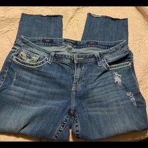 Vigoss Capri Jeans - like new - size 20